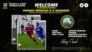 Johnny Edmond is a Seasider