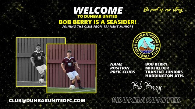 Bob Berry is a Seasider