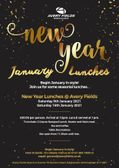 New Year Lunches