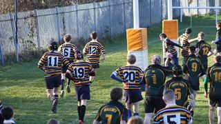 U16 Thirsk v West Leeds 13-01-13