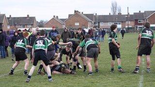 U16 vs Acklam 17-03-13