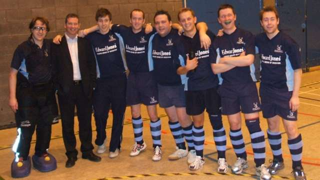 Men's Indoor Stags