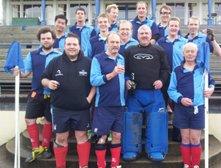 Grange mens VII Vs. Edinburgh Uni 6's
