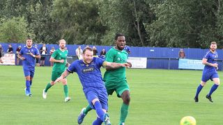 Romford 1 Canvey Island 2
