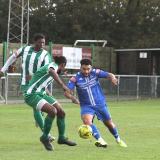 Great Wakering Rovers 3, Romford 0