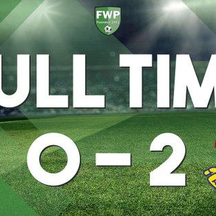 Romford 0, AFC Sudbury 2