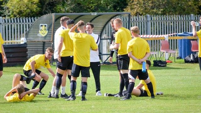 Boldon boss reflects on cup defeat & offers Dan Wright injury update