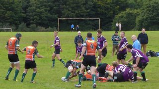 Chiefs v Hayle September 2015