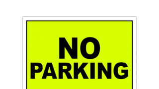 No Club Parking for Visitors or Parents on Sundays.