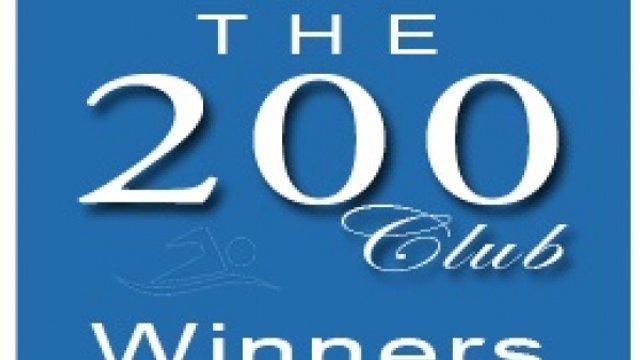 BTAFC 200 Club Winning Nos: 21.09.2019   £35 JK Rodgers  4,  £20  Keith Roe  104