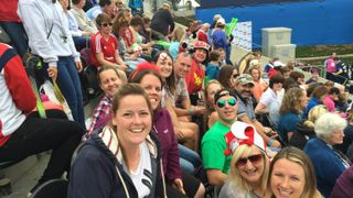 England Hockey Ladies Win Gold supported by the mighty S&S