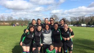 Stevenage ladies 7's Grass tournament