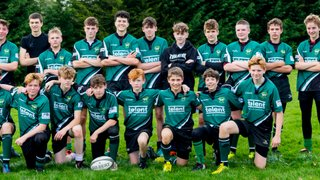 U15 Heathfield and Hasting serve a try- fest for Sunday lunch