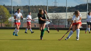 Ladies 2's V Potters Bar 2's (1st November 2014)