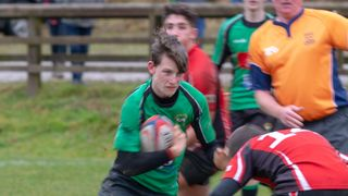 U16 Fight back to beat Jersey