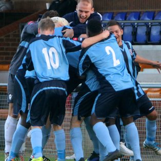 Ramblers earn a well fought 3 points against Thamesmead Town