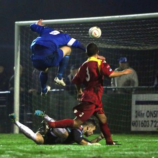 Ramblers outclassed by Wroxham