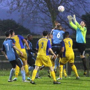 Ramblers concede three without reply at home