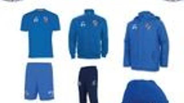 New Training and Coaches Kit Supplier