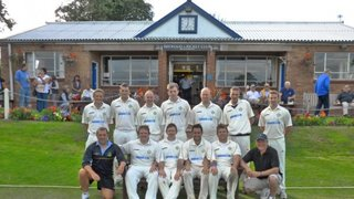 1st XI v Coventry and North Warwickshire – 5/7/14