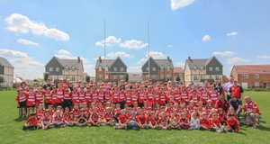 Minis and Junior Rugby Returns 8th September