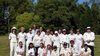 Ladies XI Tour to Thoiry - Sept 2012