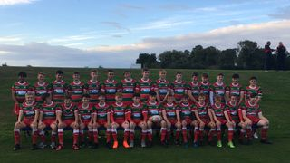 Junior U17's Colts win Lancashire Cup Final