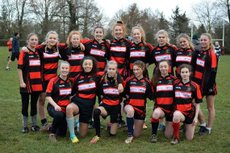 Clubs with Girls teams