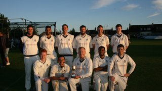 1st XI v Glenrothes - 6th August 2015