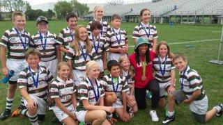 Rugby Ontario Mini;s Festival August 2016 - U12's