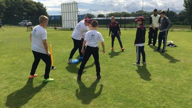 Summer of sport @ Seaham Park Cricket Club