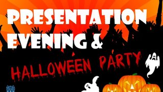 Presentation of Prizes 2019 - Halloween Party