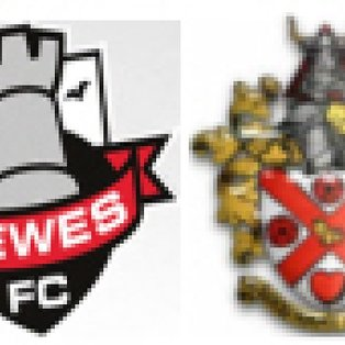 A deserved point at Lewes
