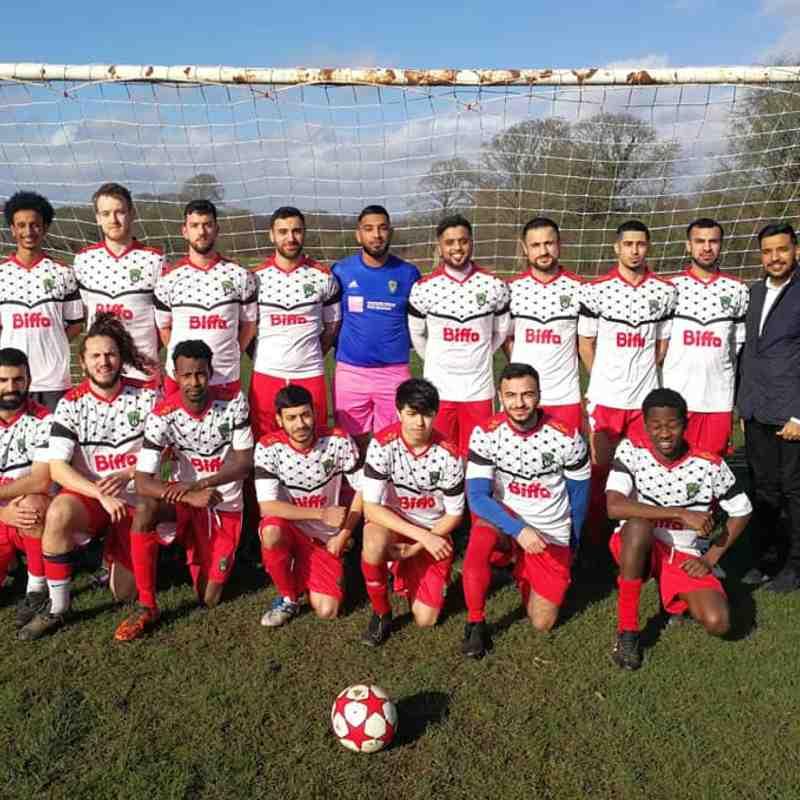 Grange Allstars Team