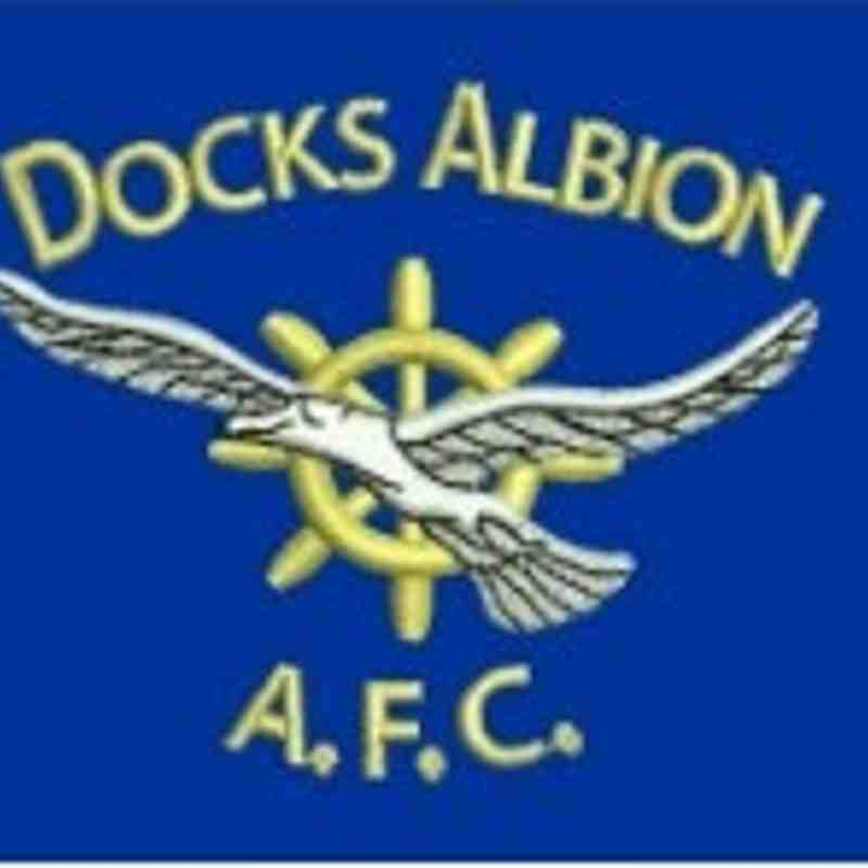 Docks Albion Logo
