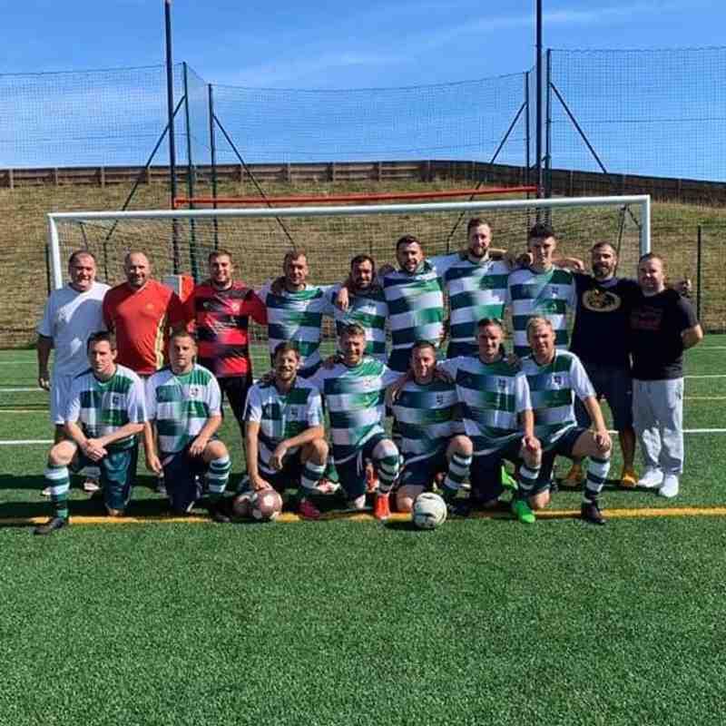 Llanishen Wanderers Team