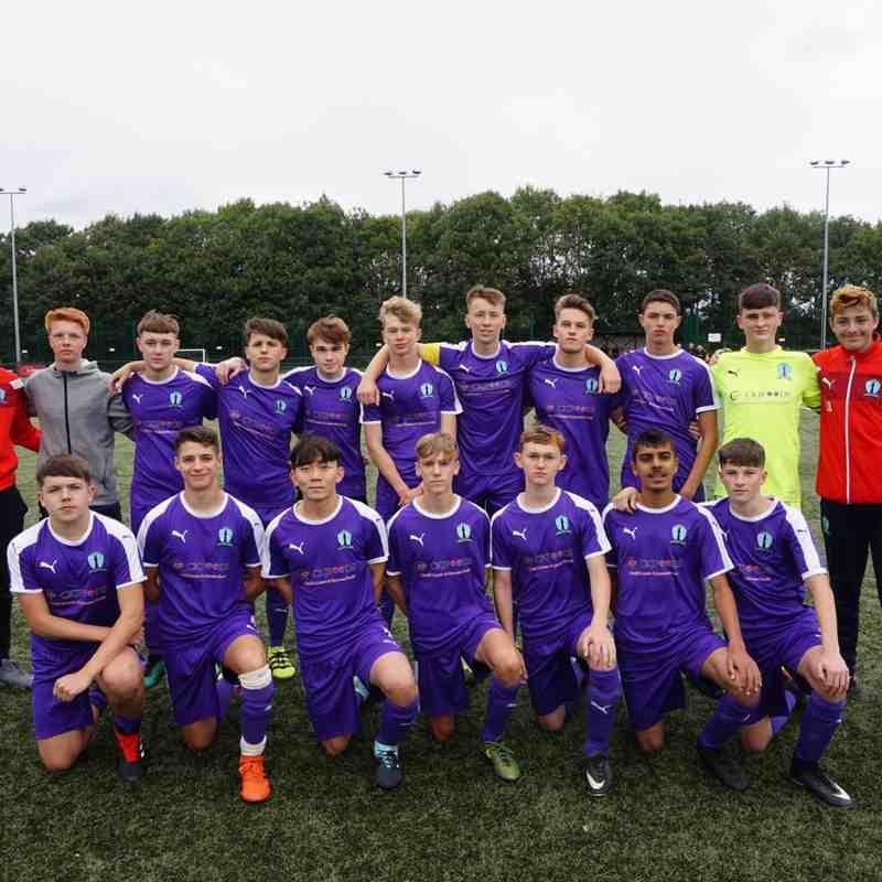 Roath Park Rangers Team
