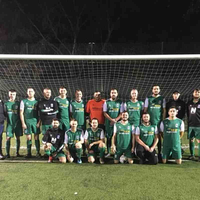 Cardiff Hibernian Team