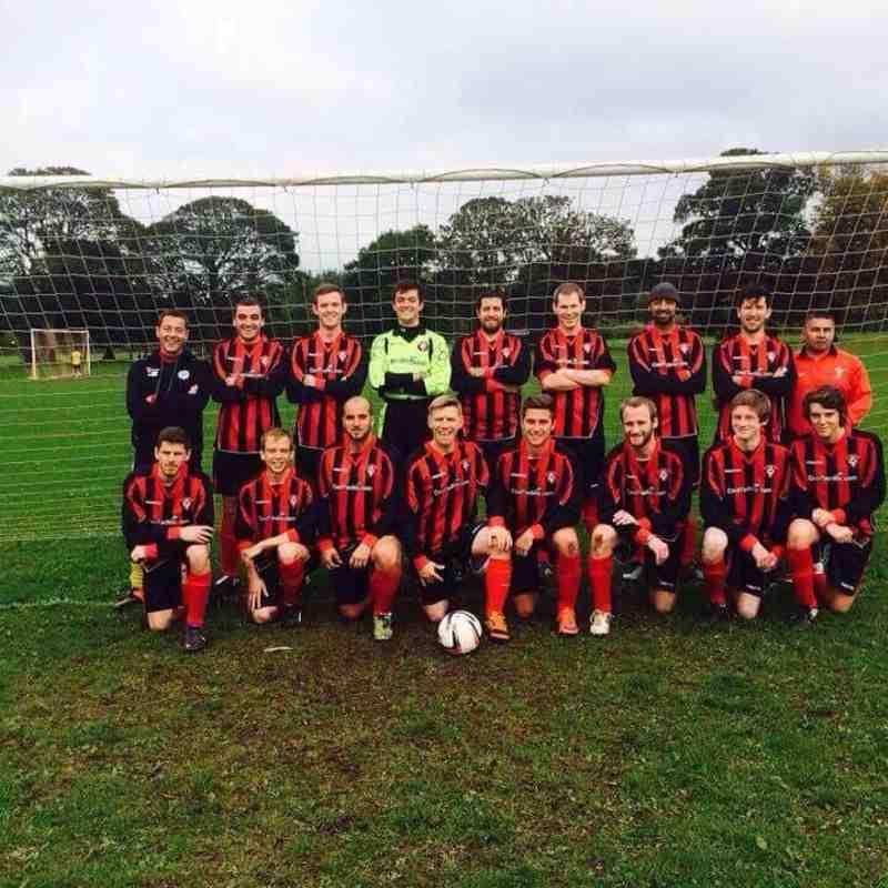 Cathays United Team