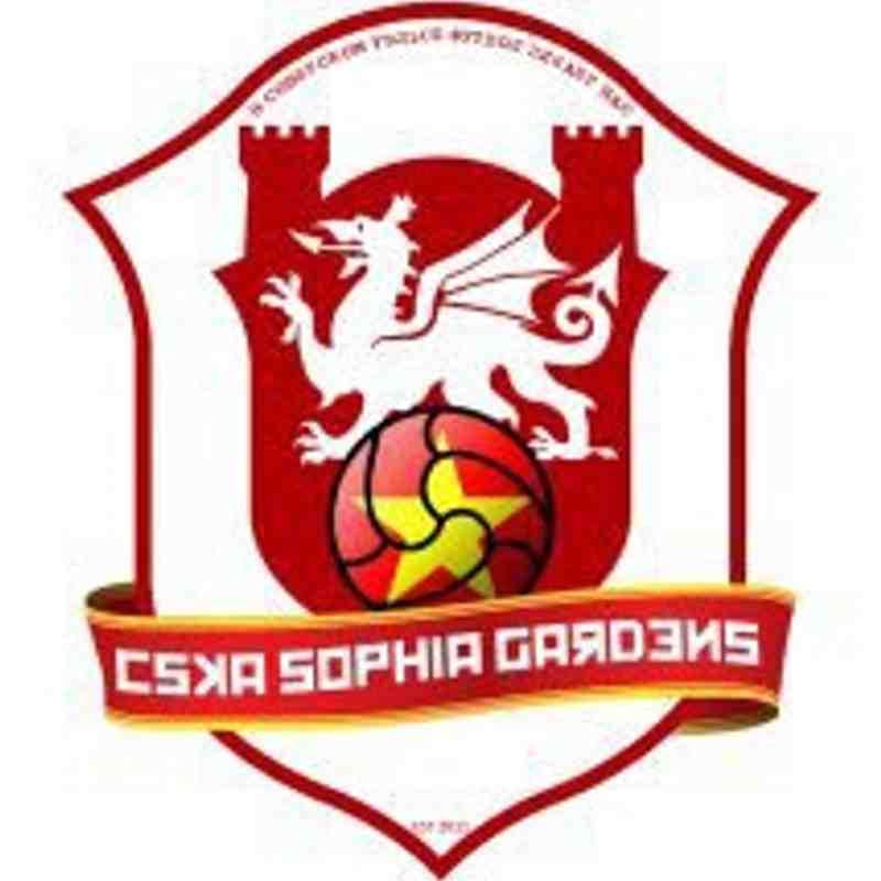 CKSA Sophia Gardens Logo