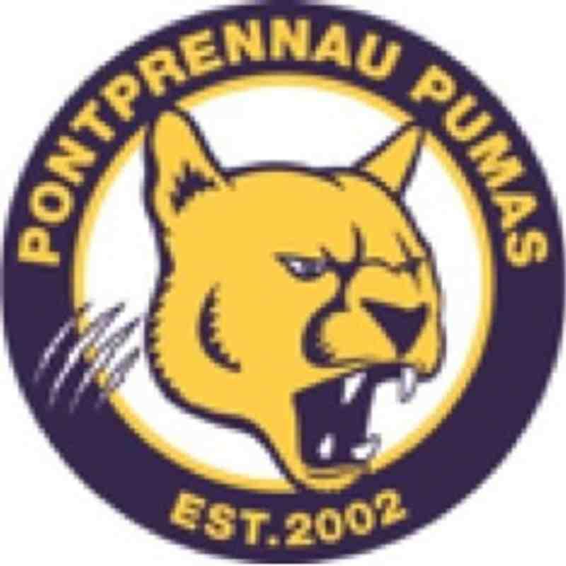 Pontprennau Pumas Logo