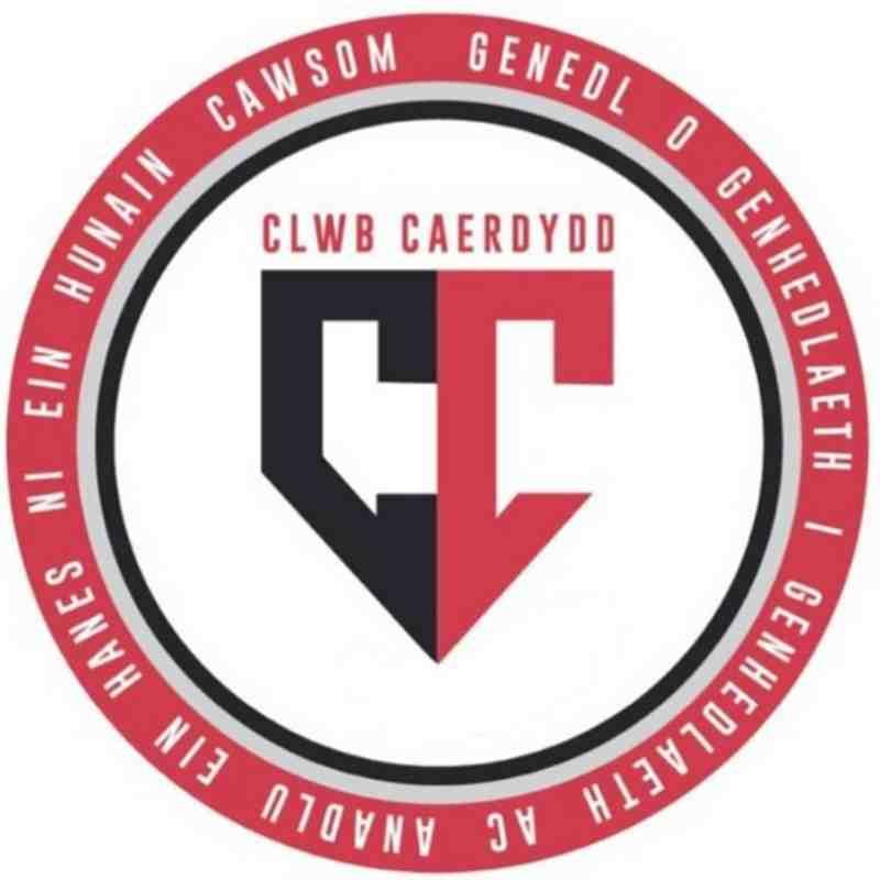 Clwb Caerdydd Logo