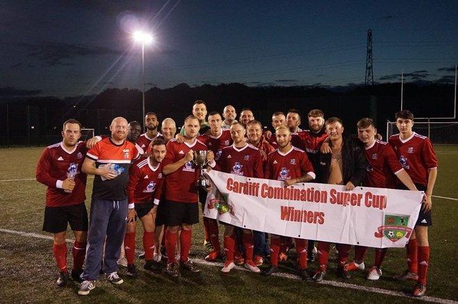 Fairwater FC 2nds