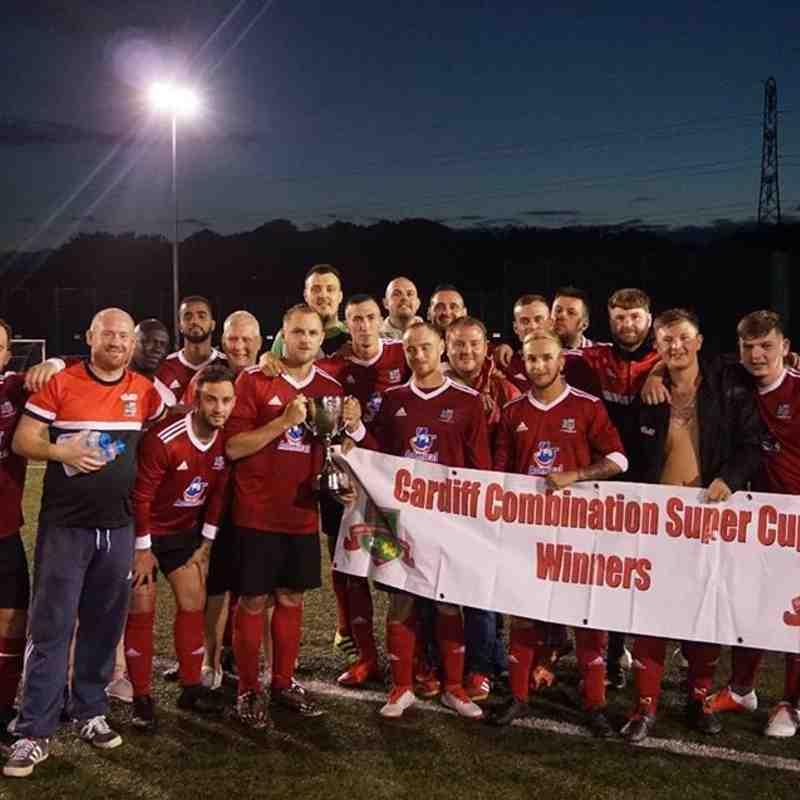 Fairwater FC Team
