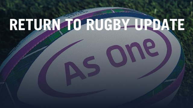 Return to Rugby Guidelines - Reminder