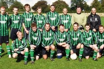 Chadlington Reserves 2005 M Hughes, T Cleevely, T Allen, G Dean, S Bridges, B Green, S Barnes, D Souch, J Cleevely, F Magee, D Shadbolt, S Matthews, P Tanner, G Kemp, K Duester