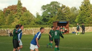 Chadlington FC 5 Chasewell Park 1 (06.10.12)