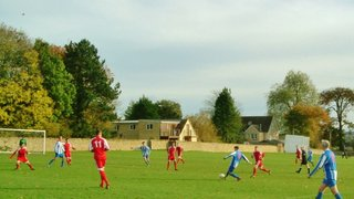 Match Report - Chadlington humbled at home in the Shield