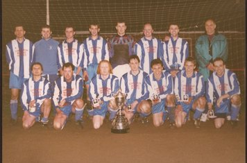 Oxfordshire Charity Cup 1996
