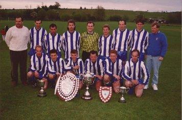 Oxfordshire Junior Shield 1993